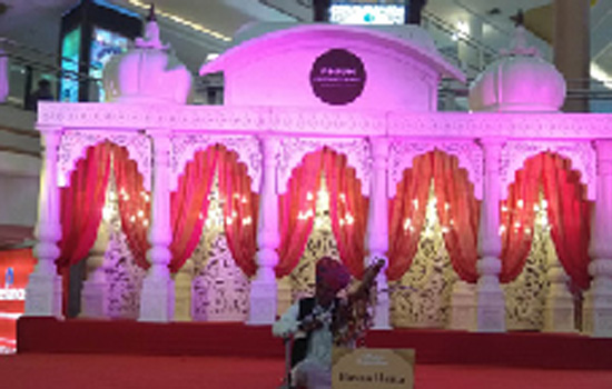 Mharo Rajasthan in the Celebration Mall
