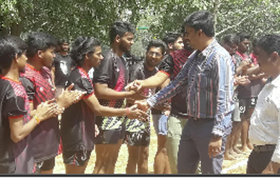 HITAM organised SANGRAAM 2019 Sports Fest on occasion of College 18th anniversary