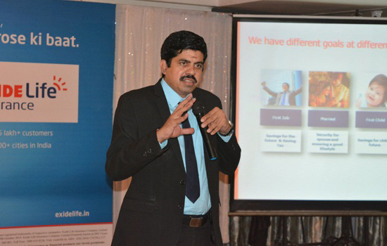 Exide Life Insurance helps Indians prepare financially through its Customer Awareness Programs