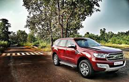 Ford India Brings Great Ford Endeavour Drive Experience to Hyderabad
