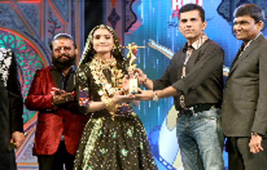 Attended 18th Transmedia Gujarati Screen and Stage Awards