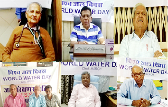 World Water Day Interaction in Udaipur