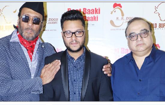 SCREENING OF THE SHORT FILM RAAT 'BAAKI BAAT BAAKI'  HELD IN MUMBAI