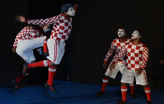 India International Mime Festival Paves New Path for Mime Art