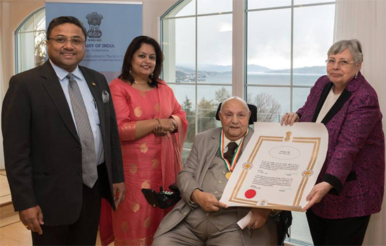 RUJ Group's Dr. Rajendra Kumar Joshi recognized by for his exemplary contributions