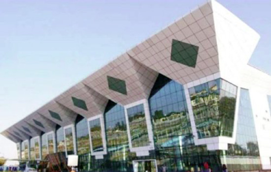 Udaipur's  Airport ranked second