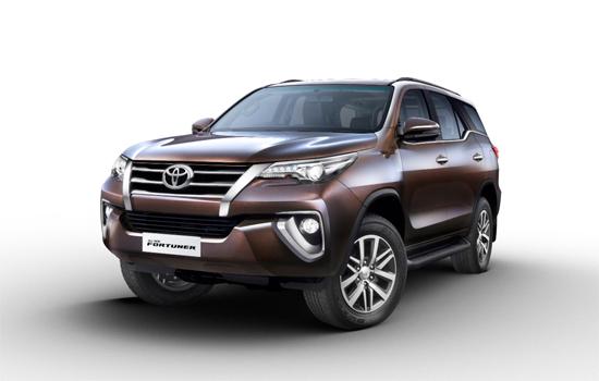 Toyota Kirloskar Motor launches improved Innova Crysta and Fortuner
