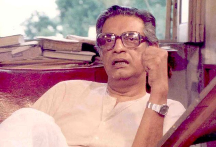 Sandeep ray on Satyajit Ray's 27th death anniversary