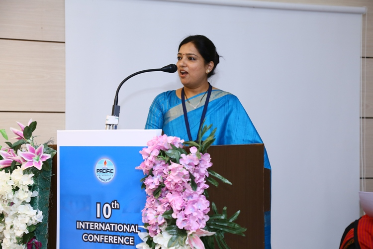 10th International Conference concludes in Pacific University