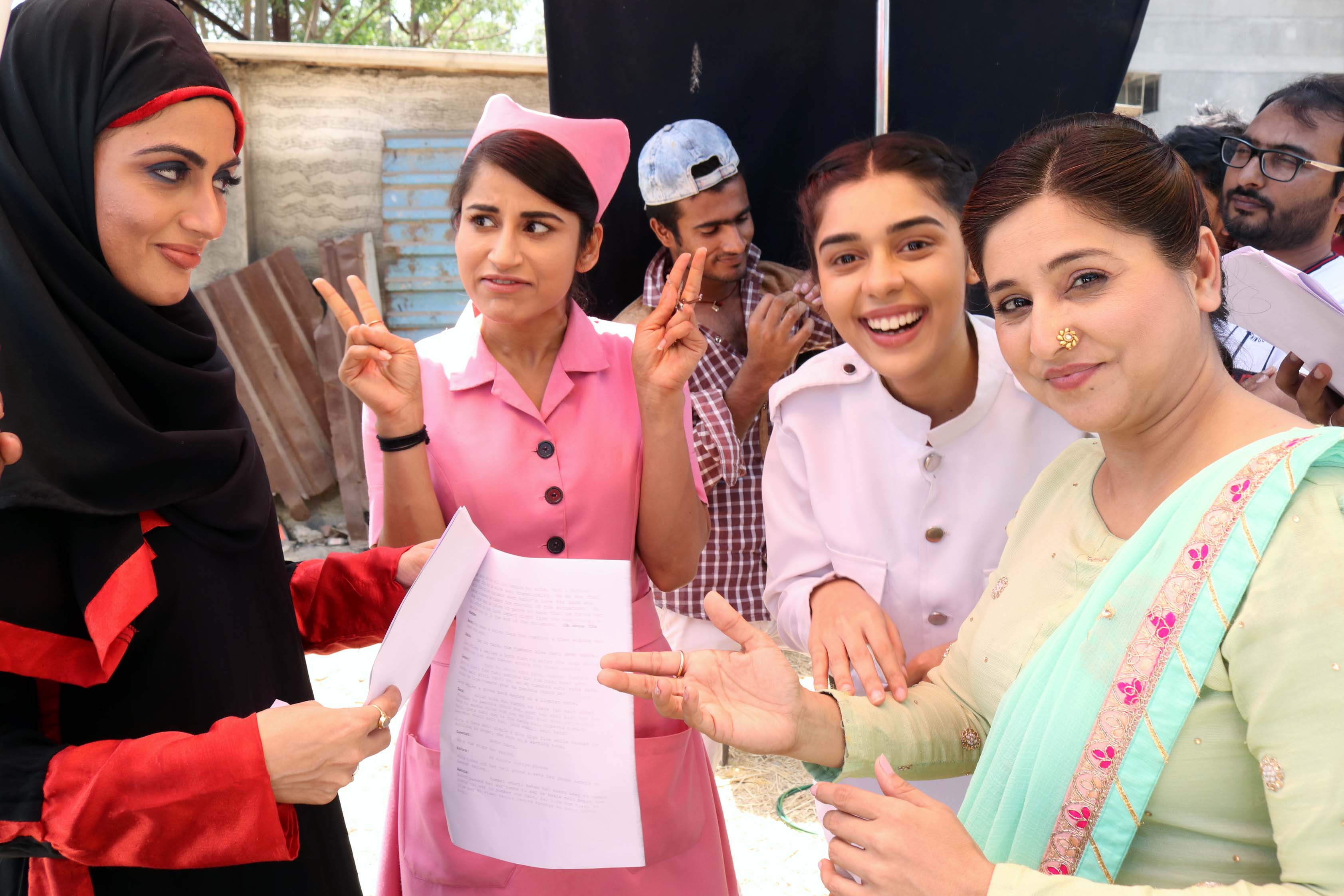 Zara (Eisha Singh ) will be seen in disguised look in new episode of Ishq Subhan Allah.