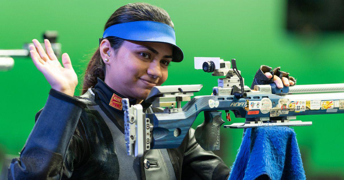 Apurvi Chandela becomes World No. 1 shooter
