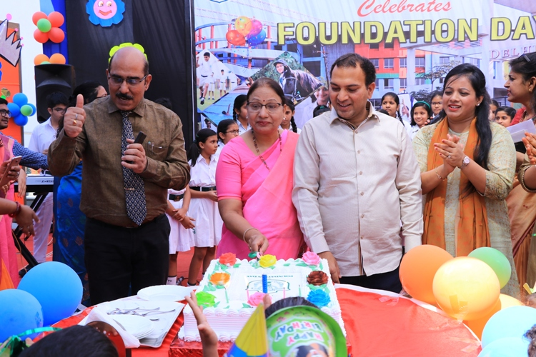 DPS foundation day celebrated