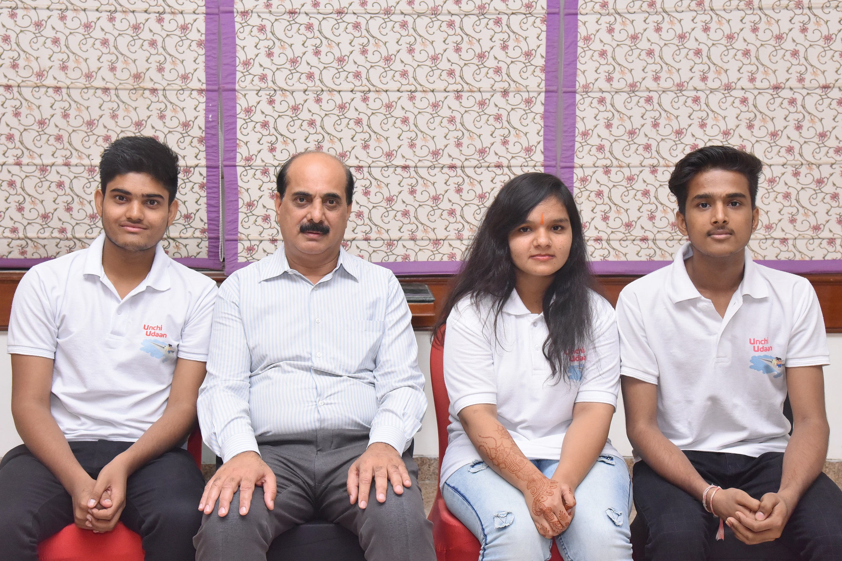 STUDENTS TAKE FLIGHT TO IIT WITH HINDUSTAN ZINC'S 'UNCHI UDAAN'
