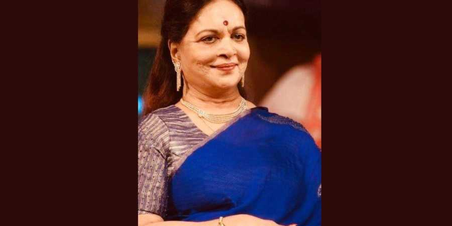 Telugu actor-director, Guinness Record holder, Vijaya Nirmala passes away at 73