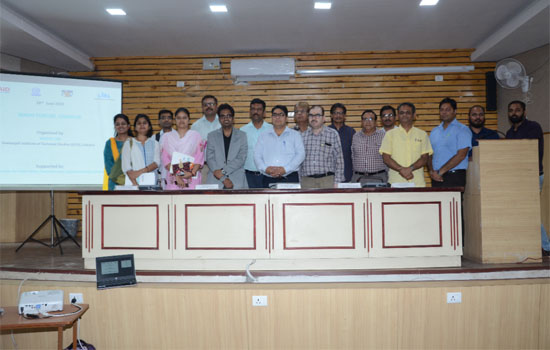 WASH Lab, Geetanjali Institute of Technical Studies (GITS) to form a WASH Forum under IHUWASH project