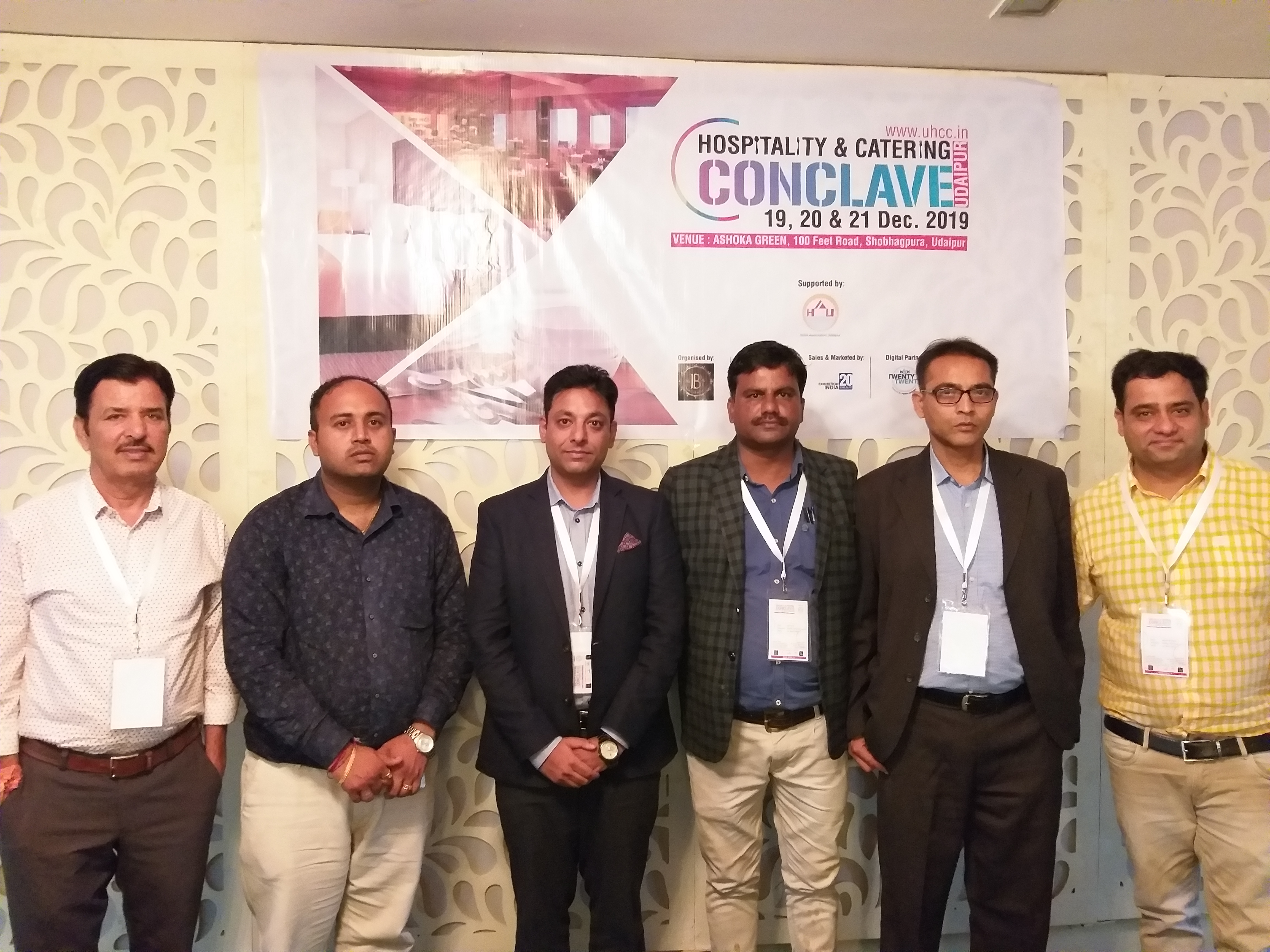 Udaipur Hospitality & Catering Conclave from 19