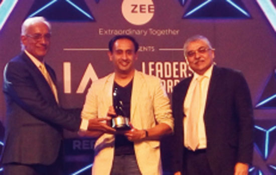 Rahul Kanwal Wins TV Anchor Leadership Award