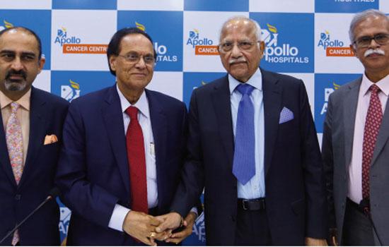 Padma Shri Awardee Prof. Dr. Dattatreyudu Nori appointed as International Director, of Apollo Hospitals