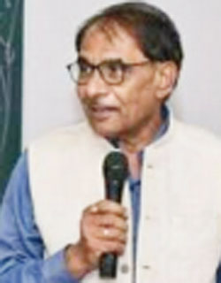 Bhanwar Lal Gurjar becomes act- ing Chancellor of JRN Rajasthan Vidyapeeth
