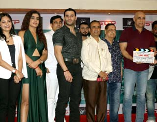 Siddhant Issar debut Crime Thriller Last Deal