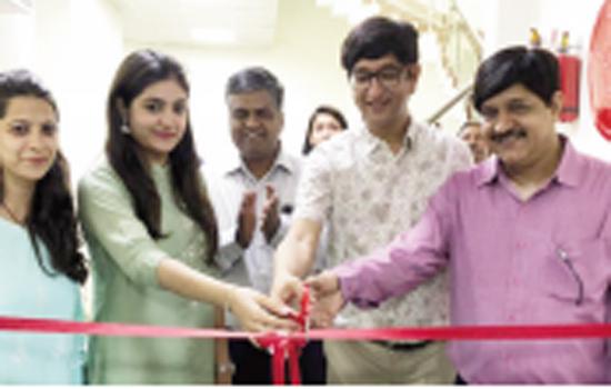 Grand launch of Integrated Virtual Reality Lab at Neerja Modi School