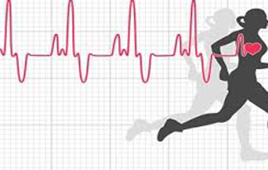 IHS found Indian have average resting heart rate higher than desired rate