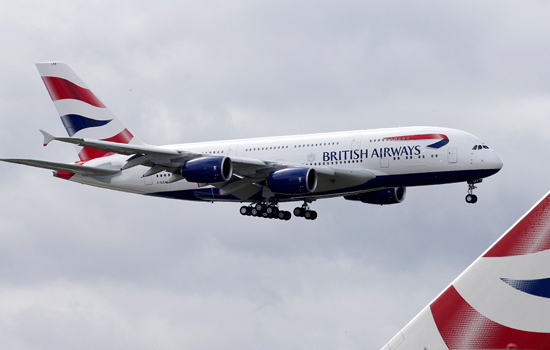 British Airways says almost all UK flights cancelled over pilots' strike