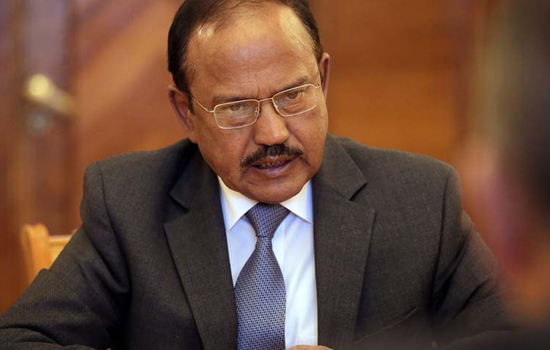 Pakistan sponsored terrorists making attempts to create turmoil in J&K: Ajit Doval