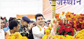 Sachin Pilot praises workers for Rajasthan win
