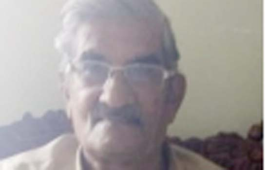 Warm Welcome Ashok Kumar Mathur