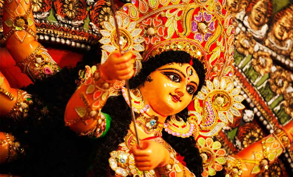 Durga Ashtami being celebrated in different parts of the country