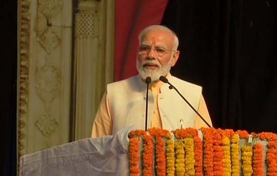 PM urges people to avoid wasting food, water & conserve energy as a mission