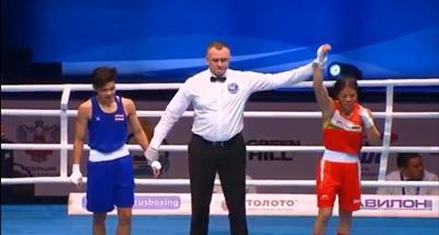 Mary Kom advances to quarterfinals of World Women's C'ships