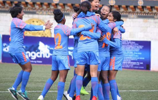 India beat Nepal 4-1 in first match of SAFF U-15 Women's C'ship