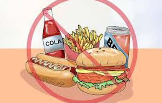 Avoid processed junk food (eat real food instead)
