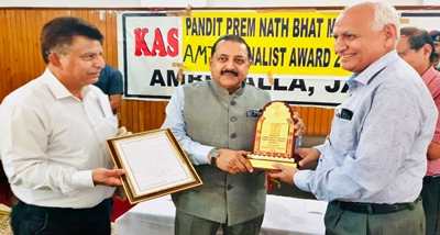 Modi Govt has capacity to address Kashmiri Pandits expectations: Dr Jitendra