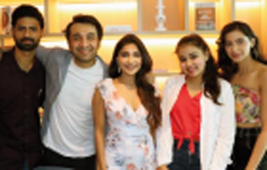 Promoted Yaaram film in Ahmedabad