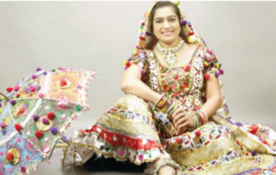 Ekta Jain is all set to put TikTok on Fire with her Garba plans