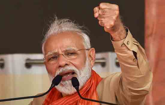 India will not allow its share of water to flow to Pakistan, says PM Modi