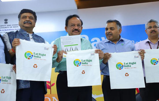 Food Safety Mitra scheme launched on the World Food Day today