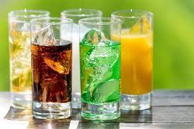 Don't drink sugar calories