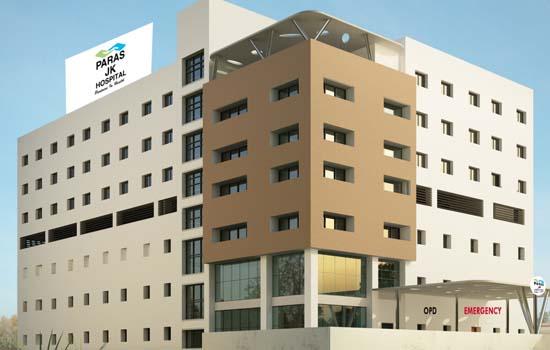 Paras JK Hospital :Free Camps and Awareness Program on 14th