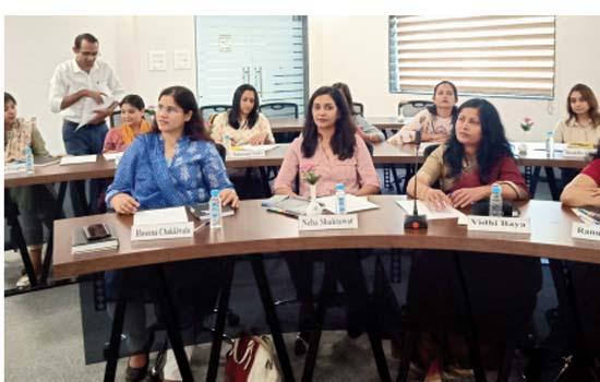 Women entrepreneurs more successful in business: Prof. Vasanthi Srinivasan