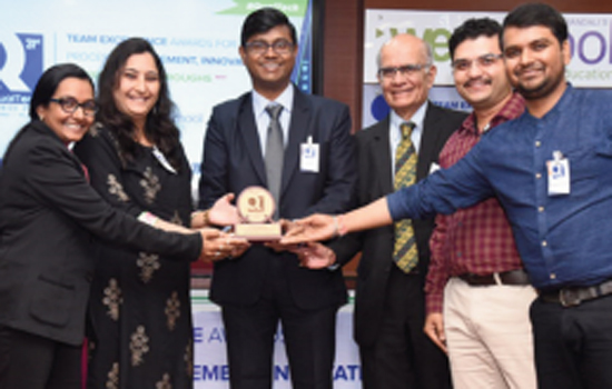 HINDUSTAN ZINC Recognized at QUALTECH PRIZE 2019: GREEN BREAKTHROUGH INITIATIVE
