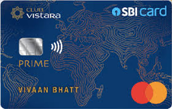SBI Card and Vistara to Launch Premium Co-Branded Credit Cards