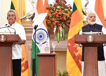 PM Modi announces 400 million dollar line of credit to Sri Lanka
