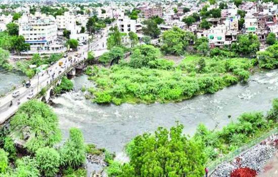 ROOP SAGAR LAKE IS MORE IMPORTANT THAN AHAR RIVER